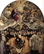 El Greco The Burial of Count Orgaz oil painting picture wholesale