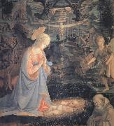 The Adoration of the Infant Jesus
