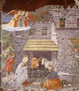 The Nativity and Adoration of the Shepherds