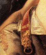Details of The Death of Hyacinthus