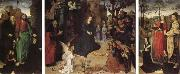 Hugo van der Goes Portinari Triptych oil painting picture wholesale
