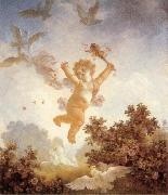 Jean-Honore Fragonard The Jester