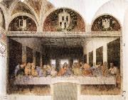 LEONARDO da Vinci Last Supper oil painting reproduction
