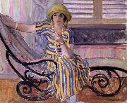 Lebasque, Henri La Cigarette oil painting picture wholesale