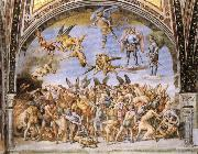 Luca Signorelli The Dmned Sent to Hell oil painting picture wholesale