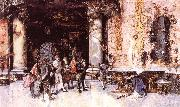 Marsal, Mariano Fortuny y The Choice of A Model oil painting picture wholesale