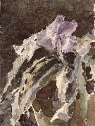 Mikhail Vrubel Orchid oil painting