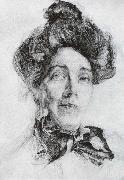 Portrait of nadezhda zabela-vrubel