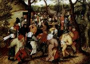 Pieter Bruegel Rustic Wedding oil painting picture wholesale