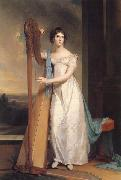 Thomas Sully Lady with a Harp:Eliza Ridgely