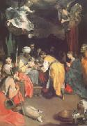 Barocci, Federico The Circumcision (mk05) oil painting