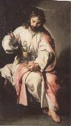 Cano, Alonso St John the Evangelist with the Poisoned Cup (mk05) oil painting