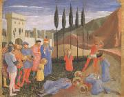 The Martyrdom of Saints Cosmas and Damian (mk05)