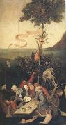 Heronymus Bosch The Ship of Fools (mk05) oil painting