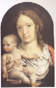 Jan Gossaert Mabuse the Virgin and Child (mk05) oil painting picture wholesale