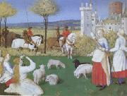 Jean Fouquet st Marguerite  From the Hours of Etienne Chevalier(mk05) oil painting picture wholesale
