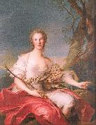 Madame Bouret as Diana