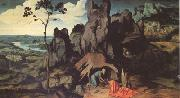 Joachim Patenier Jerome in the Desert (mk05) oil painting picture wholesale