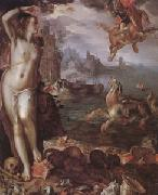 Joachim Wtewael Perseus and Andromeda (mk05) oil painting