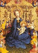 Madonna of the Rose Bush