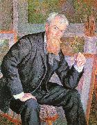 Luce, Maximilien Portrait of Henri Edmond Cross oil painting picture wholesale