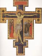 Master of san Francesco Painted Cross (mk05) oil painting picture wholesale