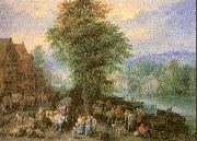 Peasants at the Market