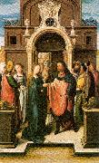 Orlandi, Deodato The Marriage of the Virgin oil painting picture wholesale