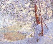 Palmer, Walter Launt Winter Light and Shadows oil painting picture wholesale