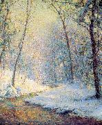 Palmer, Walter Launt The Early Snow oil painting picture wholesale
