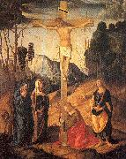 Palmezzano, Marco The Crucifixion oil painting picture wholesale
