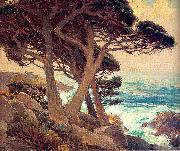 Payne, Edgar Alwin Sentinels of the Coast, Monterey