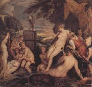 Peter Paul Rubens Diana and Callisto (mk01) oil painting reproduction