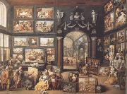 Peter Paul Rubens The Studio of Apelles (mk01) oil painting picture wholesale