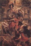 Peter Paul Rubens The Peaceful Reign of King Fames i (mk01) oil painting picture wholesale