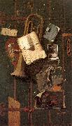 Peto, John Frederick Ordinary Objects in the Artist's Creative Mind oil painting picture wholesale
