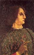 Pollaiuolo, Piero Galeazzo Maria Sforza oil painting picture wholesale
