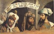School of Provence Three Prophets (mk05) oil painting picture wholesale