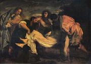 Titian The Entombment (mk05) oil painting artist