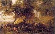 WATTEAU, Antoine Respite from War oil painting picture wholesale