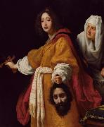 ALLORI  Cristofano Judith with the Head of Holofernes (mk08) oil painting