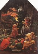 Albrecht Altdorfer The Agony in the Garden (mk08) oil painting reproduction
