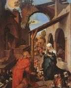 Albrecht Durer The Nativity (mk08) oil painting picture wholesale