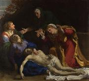 The Lamentation of Christ (mk08)