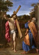 Annibale Carracci Domine,quo vadis (mk08) oil painting picture wholesale
