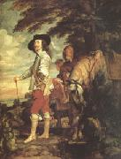 Charles I King of England Hunting (mk05)