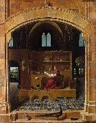 St Jerome in His Study (mk08)