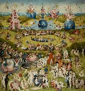 BOSCH, Hieronymus The Garden of Delights (mk08) oil painting reproduction
