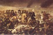 Napoleon on the Battlefield at Eylau (mk09)