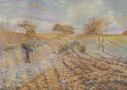 Camille Pissaro Harfrost (mk06) oil painting on canvas